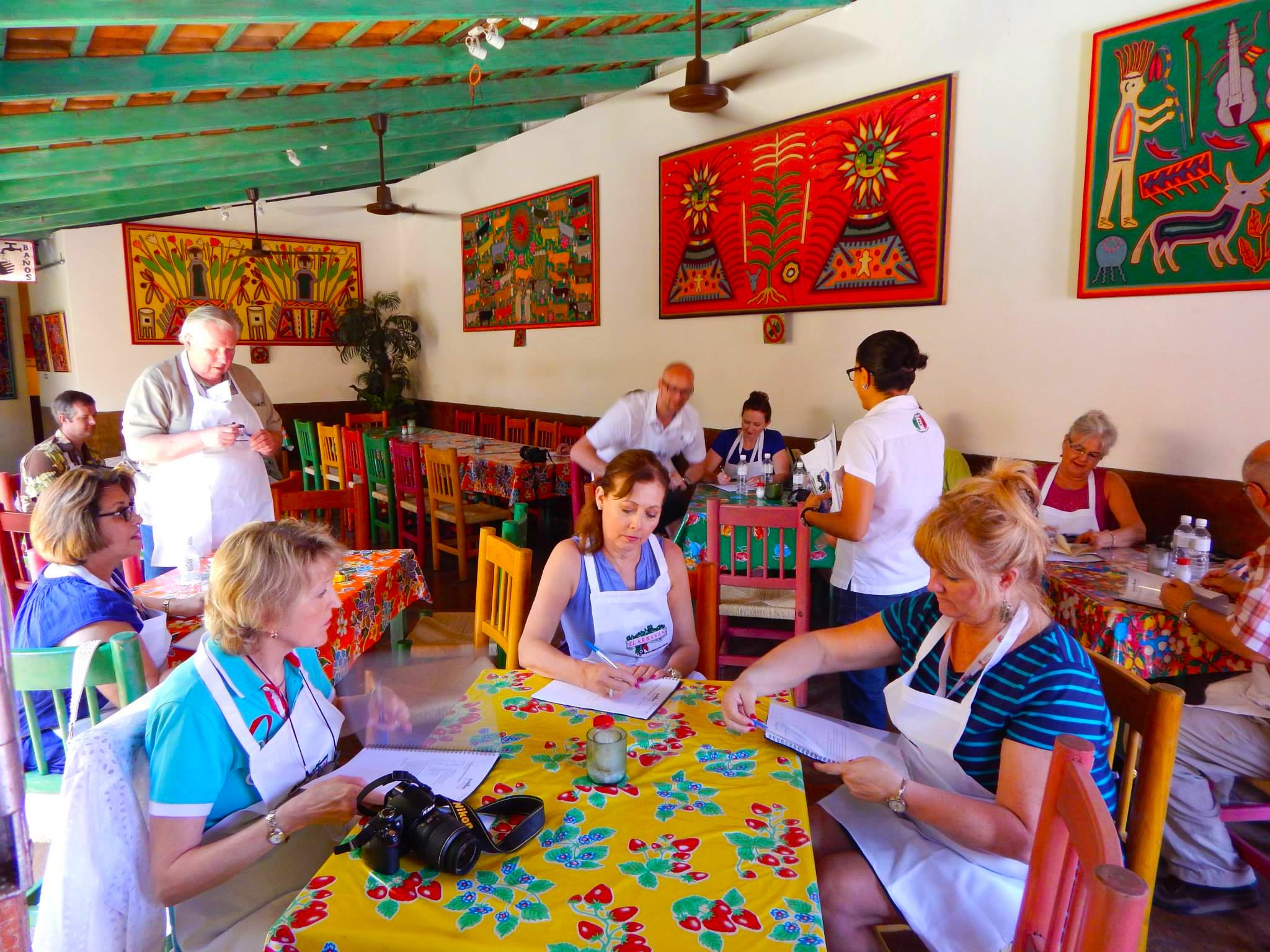 El Arrayán - Cooking Clases in Puerto Vallarta