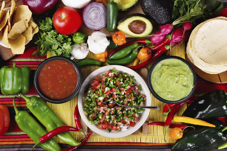 ingredientes de la cocina mexicana y sus usos