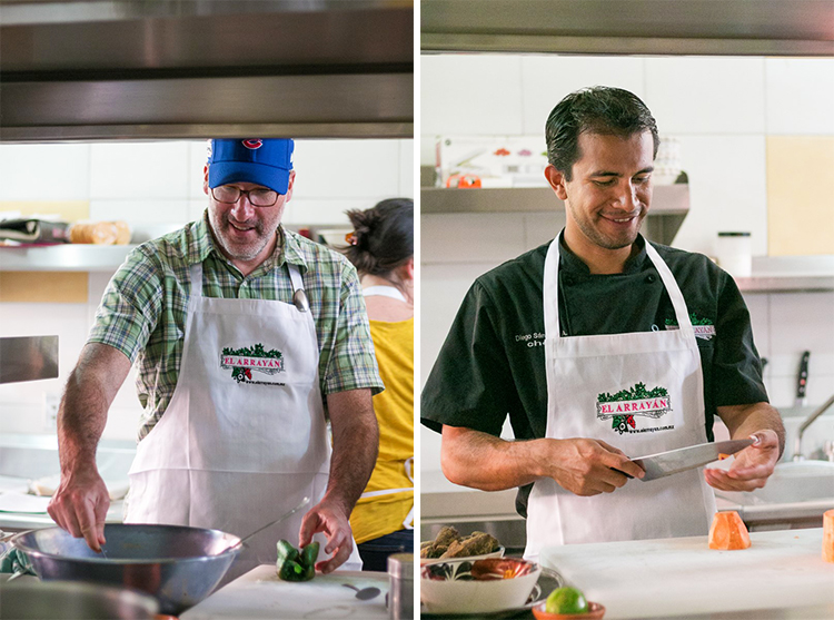El Arrayan Cooking Classes in Puerto Vallarta